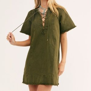 Free People | 🍀 When Hearts Align Dress